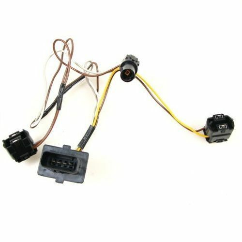 s l1000 99 02 mercedes benz e320 e430 e55 w210 headlight wire harness mercedes wiring harness repair at bayanpartner.co