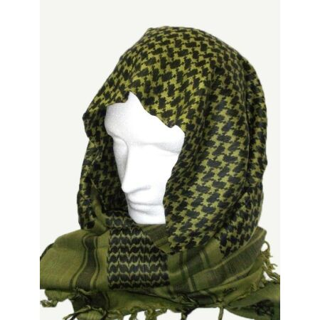 img-BRITISH ARMY SAS SF OG OLIVE GREEN ARAB SHEMAGH SCARF BUSHCRAFT SURVIVAL Cotton