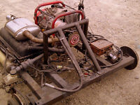 THE GO-CART TRAP USED IN SAW: THE FINAL CHAPTER (SAW 3D) - ONE-OF-A-KIND - RARE!