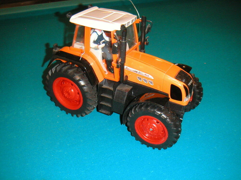 Tractor With Radio : Haul tool force express radio controlled large scale toy
