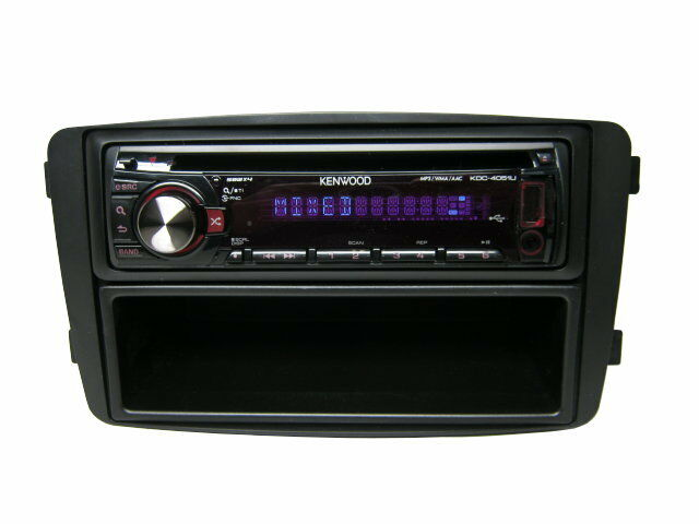 cd mp3 usb autoradio mercedes c klasse w203 ab bis blende adapter ebay. Black Bedroom Furniture Sets. Home Design Ideas