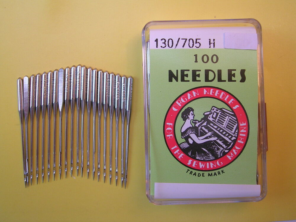 replacement needles for sewing machine