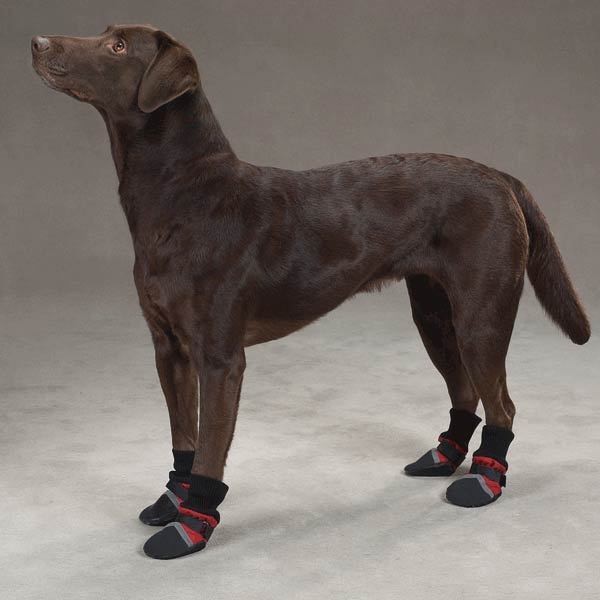 Guardian Gear Thermal Lined Dog Boots Shoes Non Skid Soles