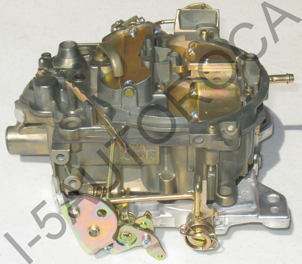 Marine carb rochester quadrajet 5 0 mcm 228 17059292 for Electric motor repair rochester ny