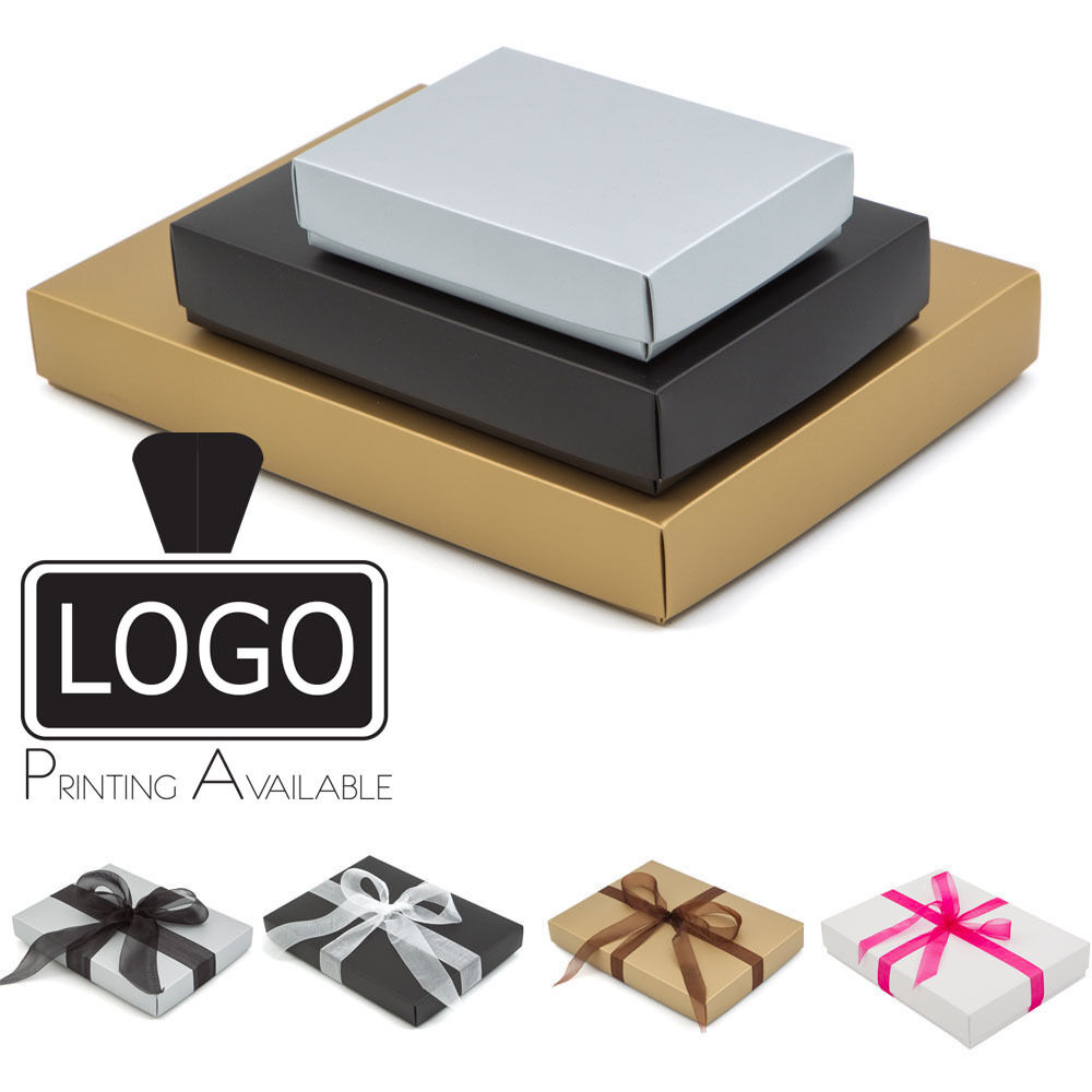 A4 Wedding Gift Box : ... Self Assembly Flat Pack Gift Boxes A4 A5 A6 Printing Availabl eBay