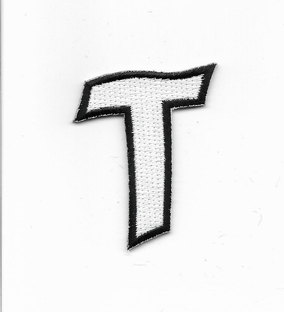 embroidered letter patches letter t embroidered iron on alphabet patch w0019t ebay 21477