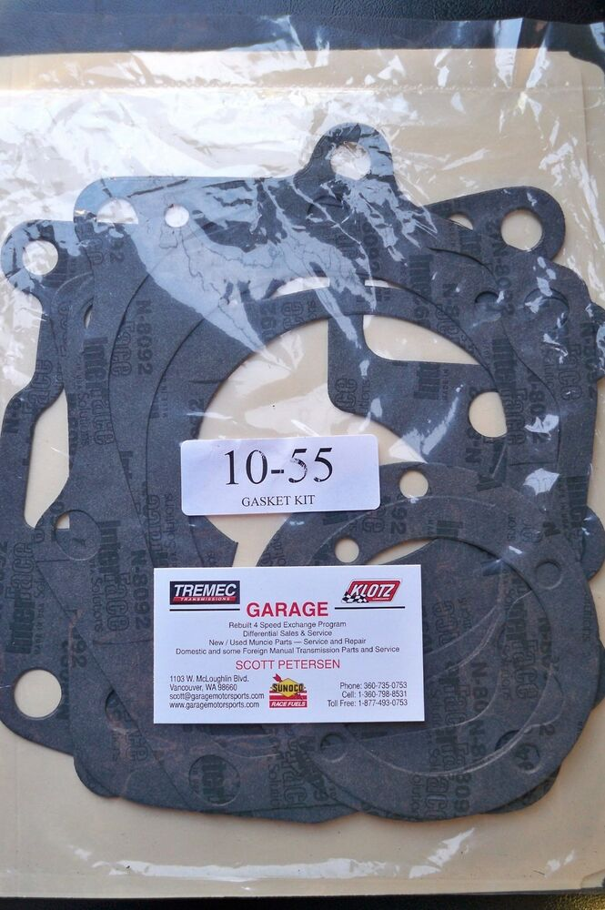 Top Loader Gasket Set