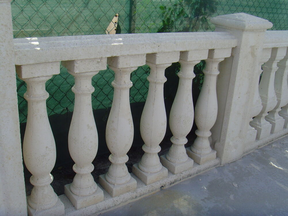 Keystone Balustrade Precast Concrete Balusters And