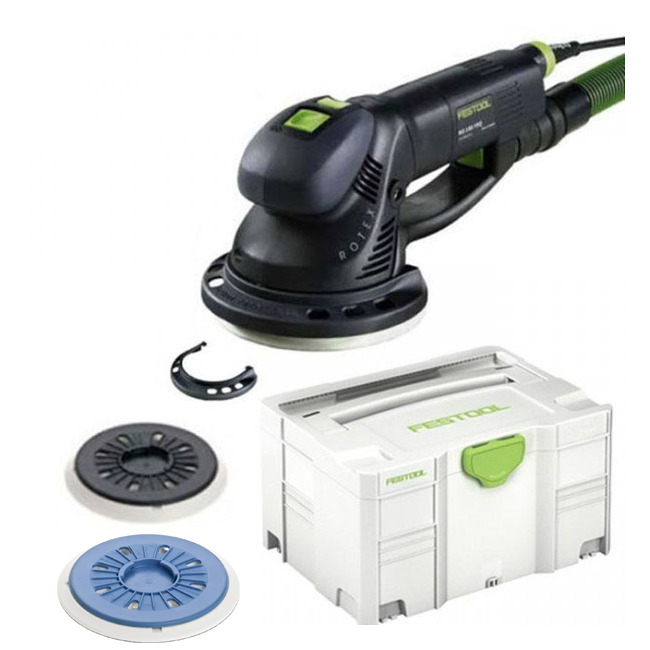 festool rotex ro 150 feq plus polierer exzenterschleifer. Black Bedroom Furniture Sets. Home Design Ideas