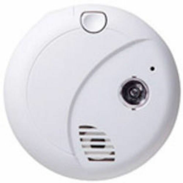 wireless wifi smoke detector ip internet network spy dvr camera ebay. Black Bedroom Furniture Sets. Home Design Ideas