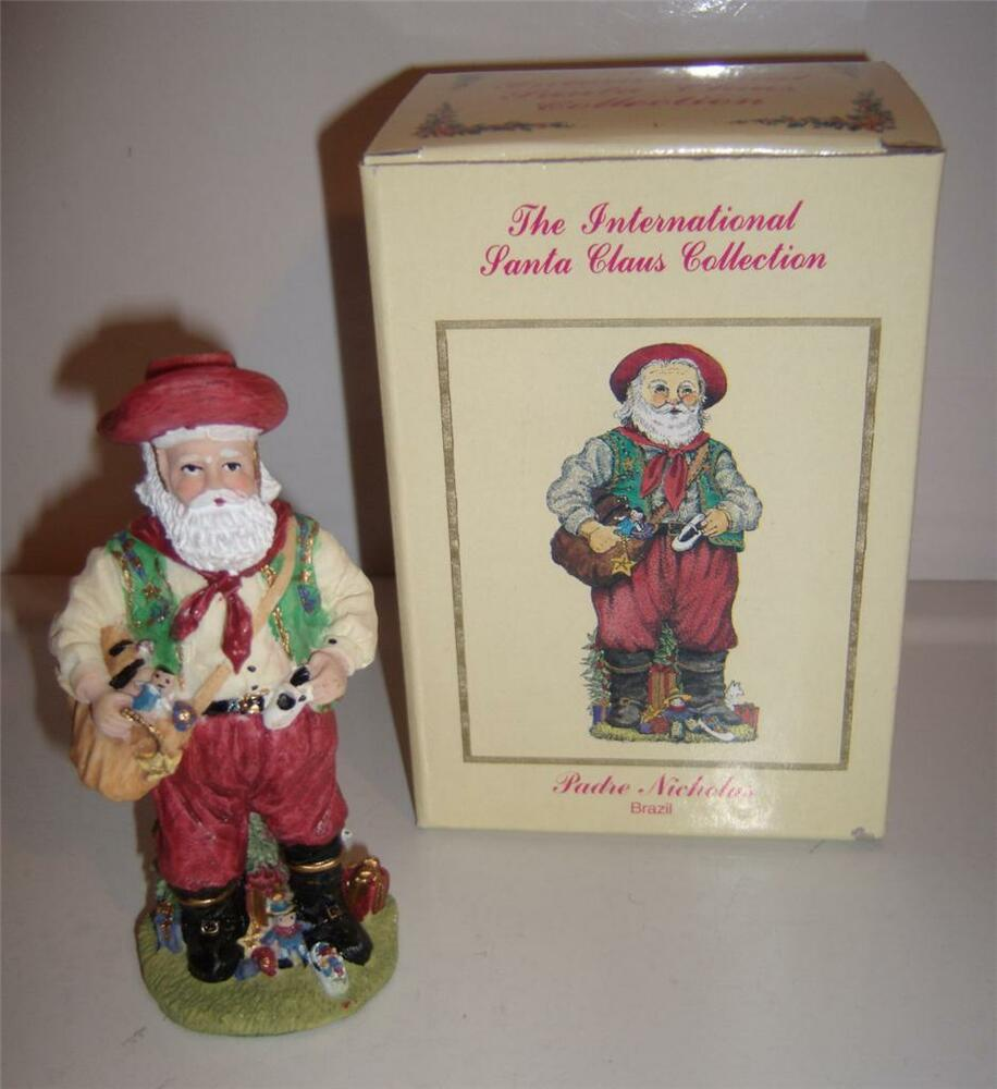 International santa claus collection padre nicholas brazil for International collection
