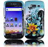 For T-Mobile Samsung Galaxy S BLAZE 4G Hard Snap On Phone Case Cover Yellow Lily