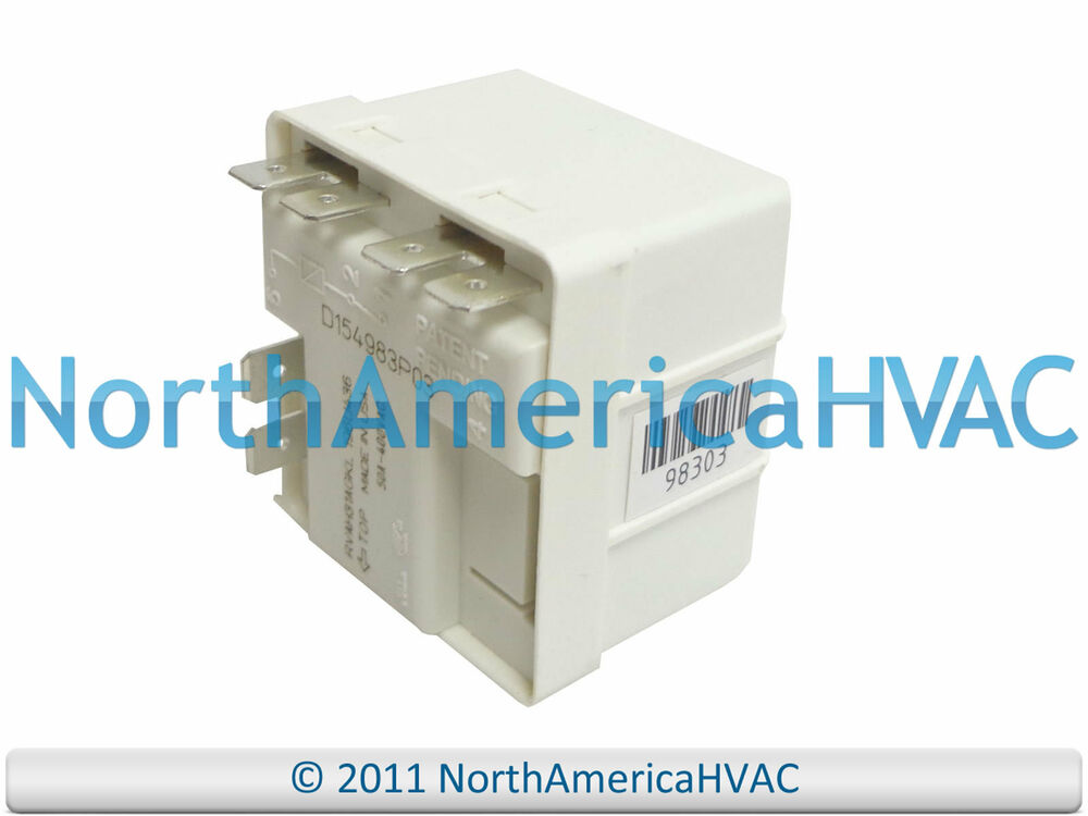 Oem Trane American Standard Start Capacitor Relay 50a