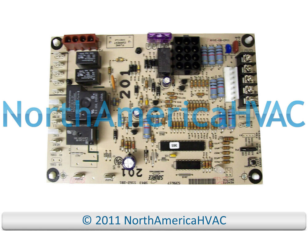 York White Rodgers Furnace Control Circuit Board 031 00662