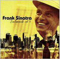 FRANK SINATRA FUNDAMENTALS VOL. 3 SEALED CD NEW GREATEST HITS BEST