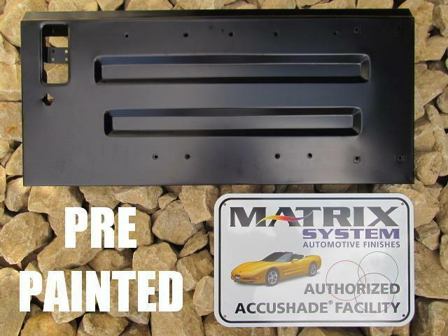New painted to match tailgate for 97 06 jeep wrangler for New back door
