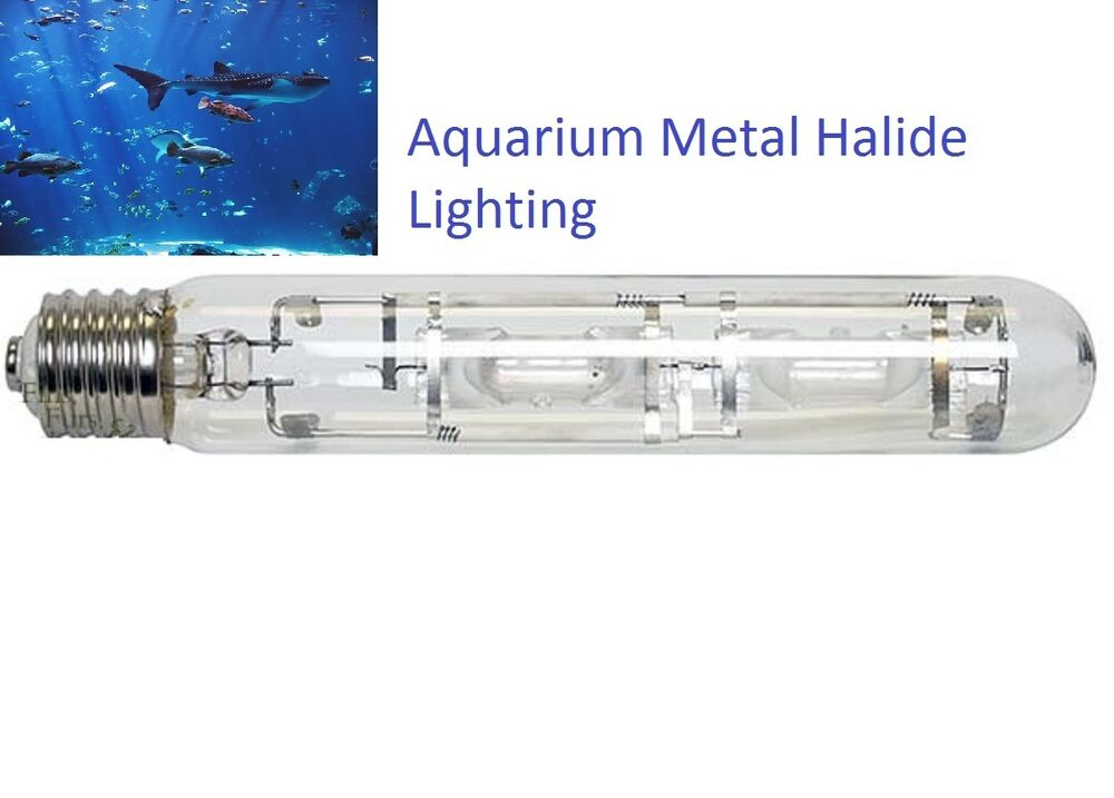 new 400w watt aquarium reef two arc metal halide