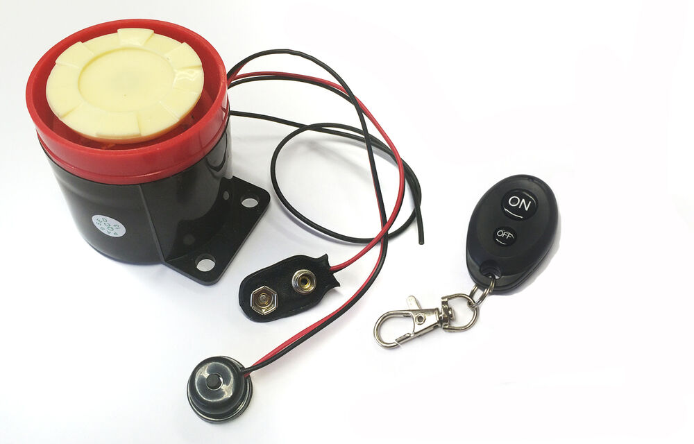 Mobility Scooter Amp Motorbike Motorcycle Mini Alarm