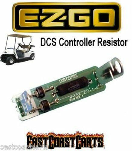 ezgo dcs 1995 39 1999 39 controller solenoid resistor assembly. Black Bedroom Furniture Sets. Home Design Ideas