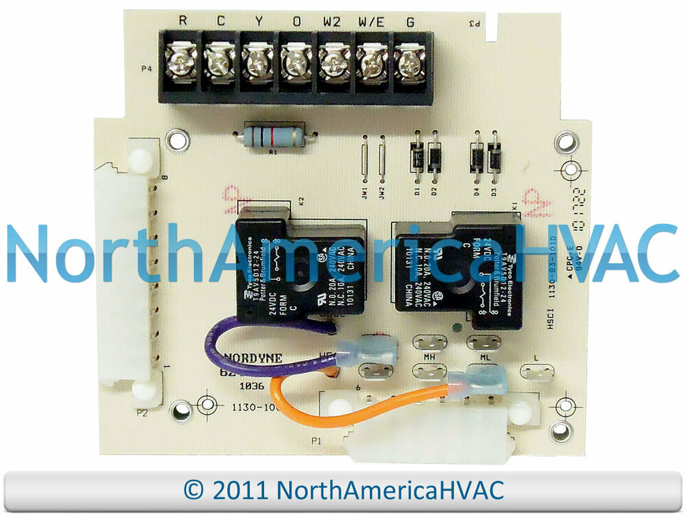 Oem Intertherm Miller Nordyne Control Circuit Board 624