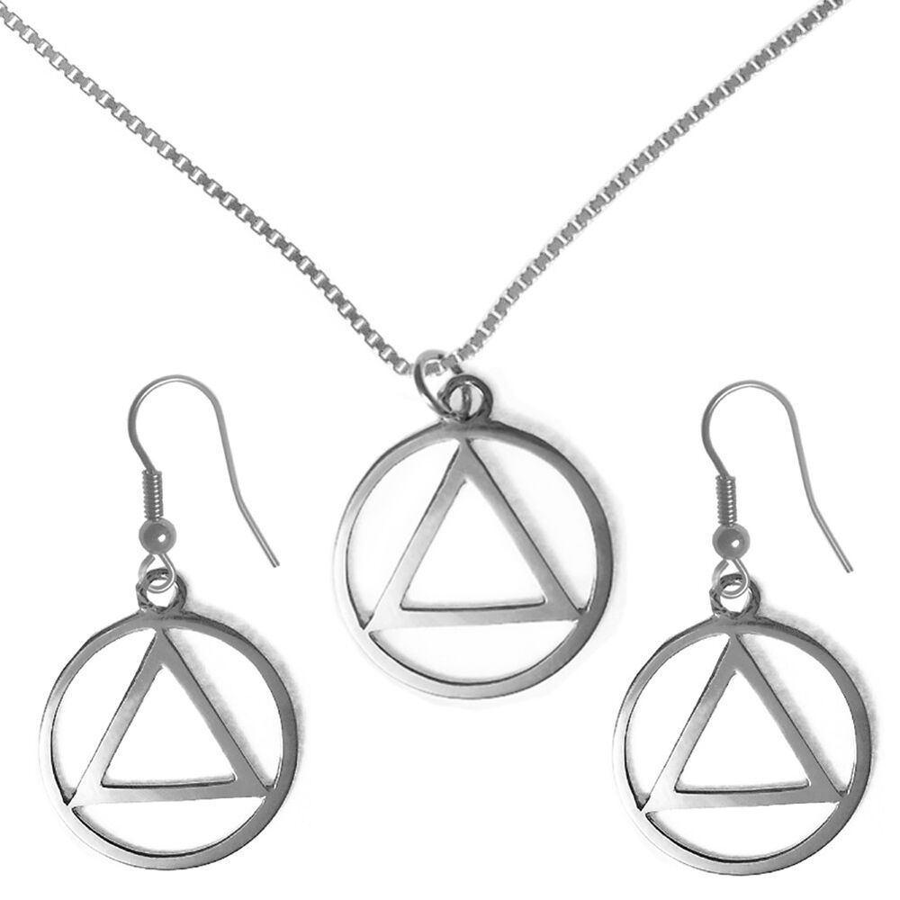 aa alcoholics anonymous ster jewelry 73 79 aa pend