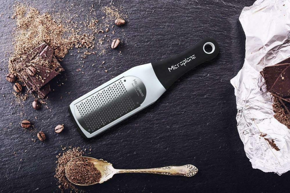 New Microplane Fine White Artisan Kitchen Zester Grater