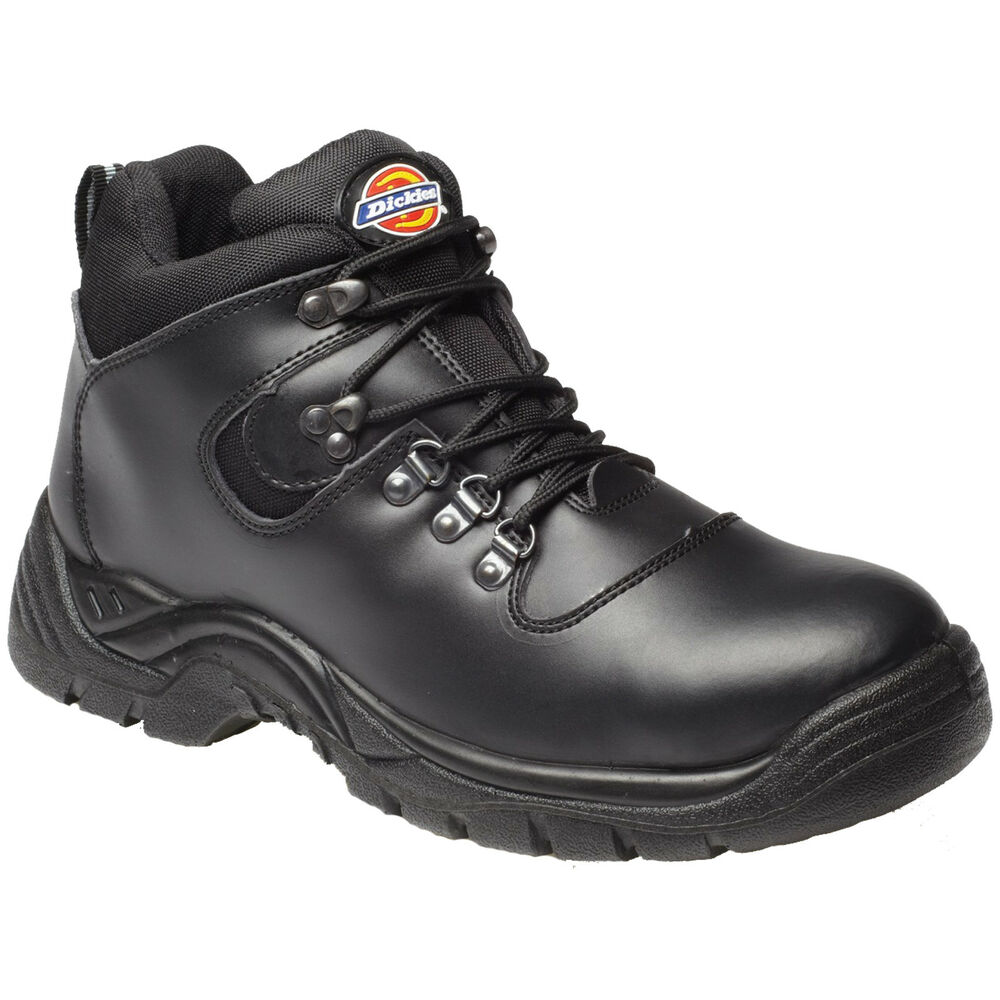 mens dickies fury safety work boots size uk 4 12