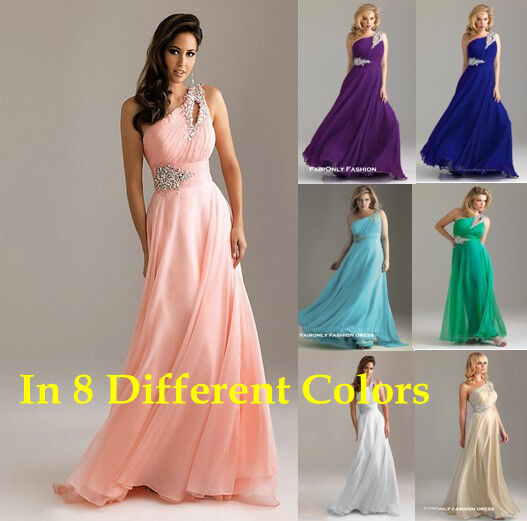 Cheap Wedding Dresses Ebay Uk: Formal Prom Long Gown Bridesmaid Evening Party Cheap Dress