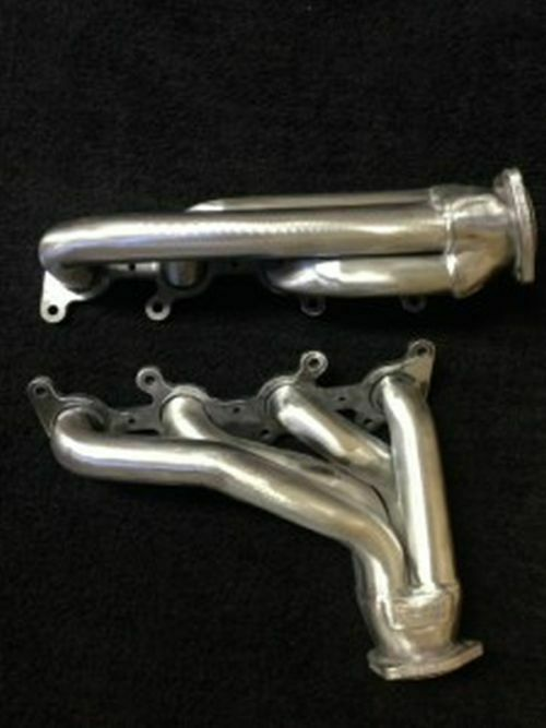 Ford Modular V8 4.6L (DOHC) Silver Coated Exhaust Headers
