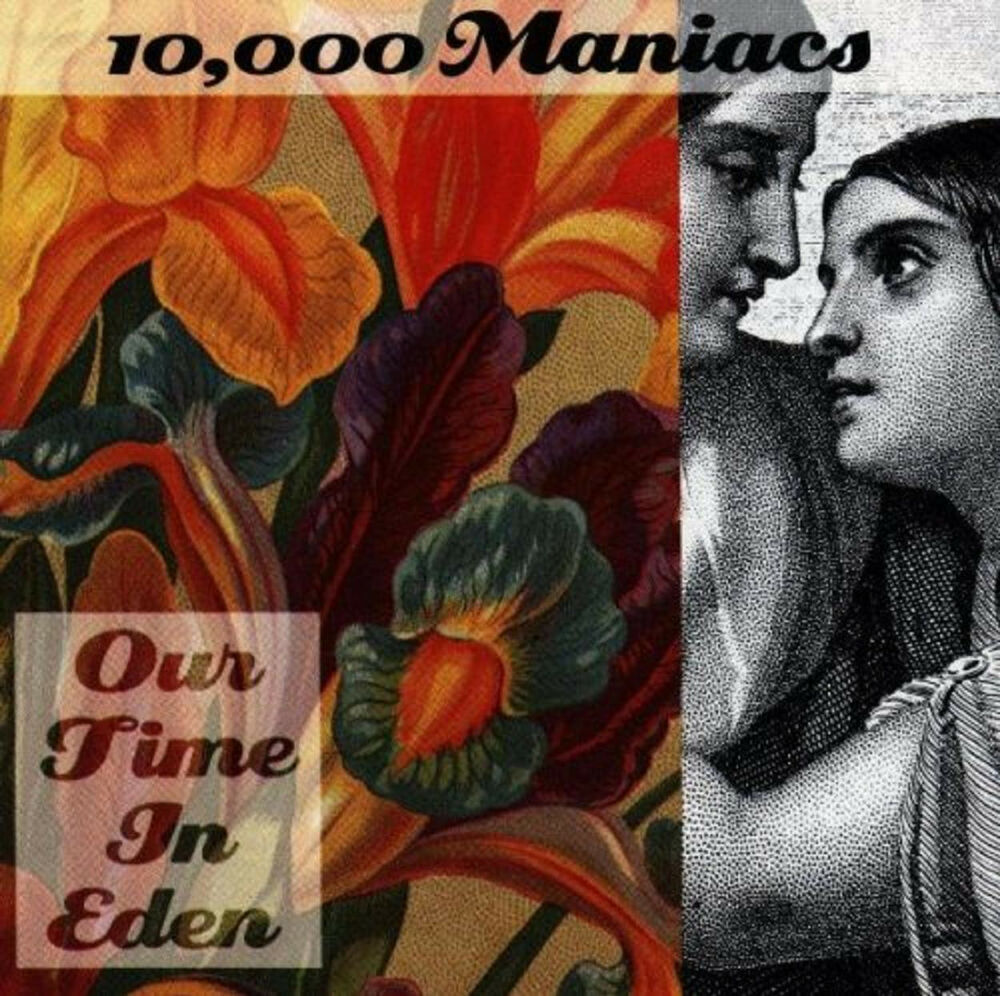 10,000 MANIACS - OUR TIME IN EDEN - CD, 1992 75596138529 ...