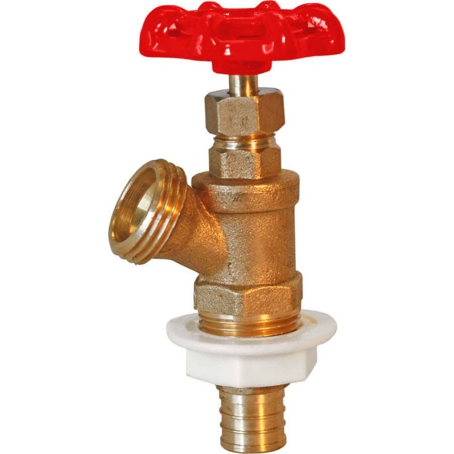 how to open water heater drain valve