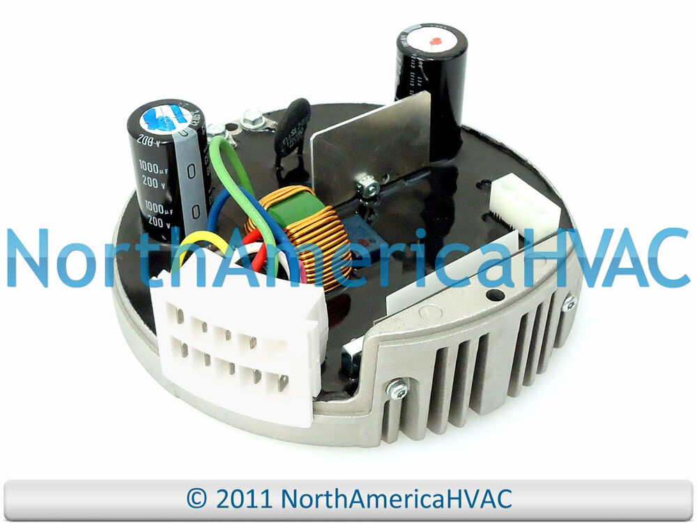 Carrier bryant ge genteq 1 2 hp ecm blower motor module for 2 hp blower motor