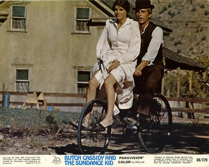 BUTCH CASSIDY AND THE ...