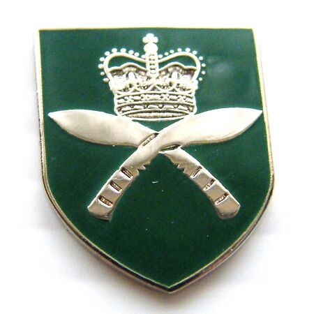 img-THE ROYAL GURKHA REGIMENT ARMY MILITARY LAPEL PIN BADGE FREE GIFT POUCH MOD APPR