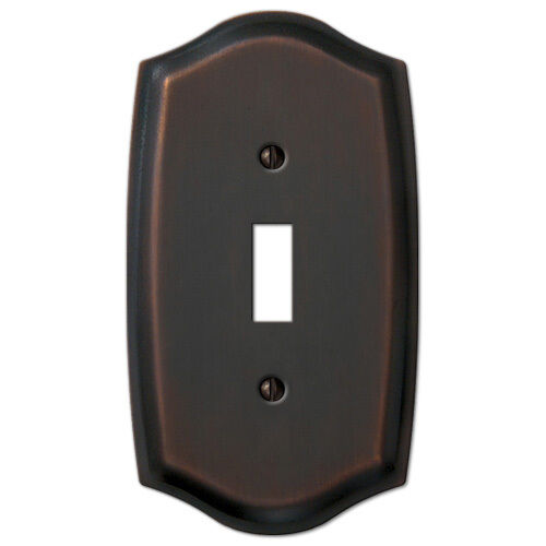 Metal Electrical Outlet Covers Oversized Outlet Covers: Switchplate Outlet Light Switch Wall Plates Classic Metal
