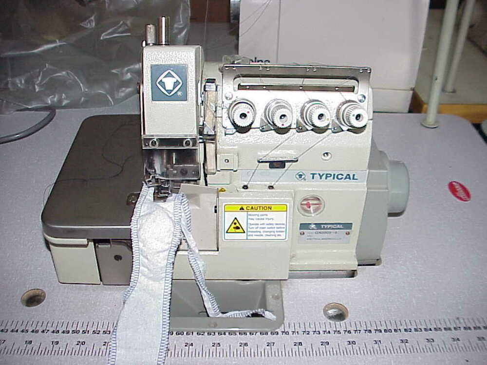 JAPANESE BROTHER DB2 B757-3 INDUSTRIAL SEWING MACHINE WITH ...