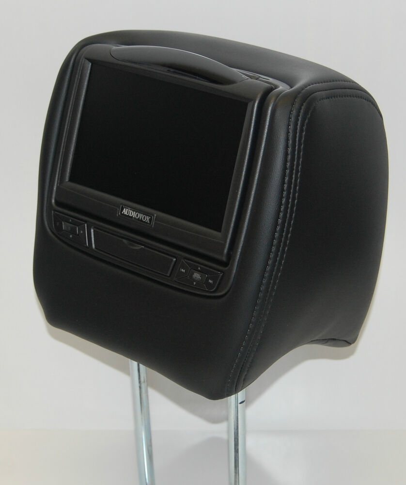 New Buick Enclave Dual Dvd Headrest Video Players