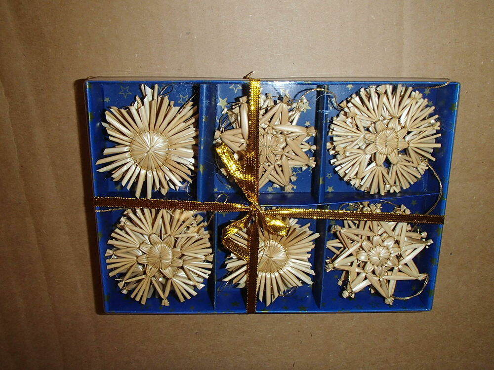 Danish Christmas Ornaments