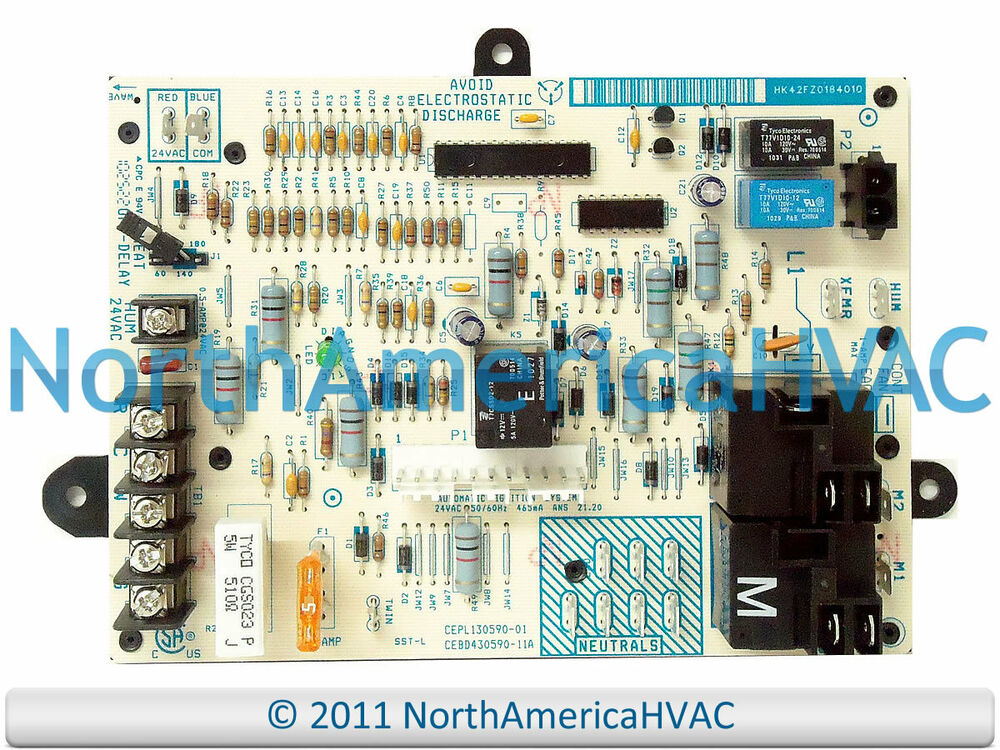 Oem Carrier Bryant Icp Heil Furnace Control Board