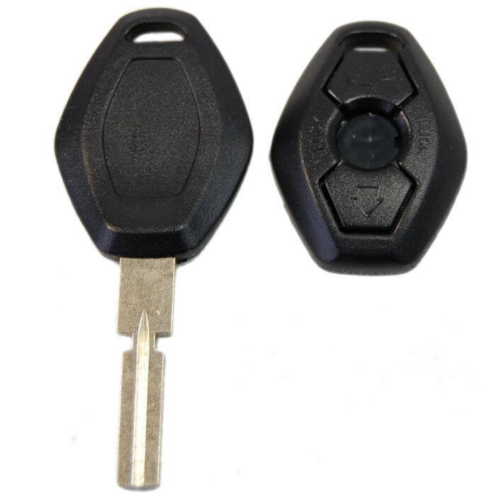 Hqrp Remote Key Fob For Bmw 3 Series E46 1999 2000 2001