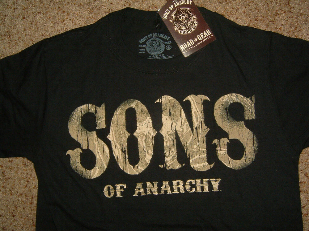 sons of anarchy soa tv show americana samcro reaper t. Black Bedroom Furniture Sets. Home Design Ideas