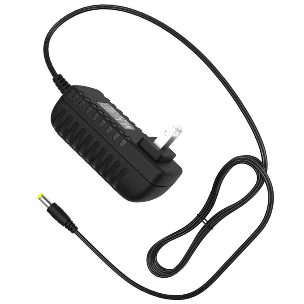 Hqrp Ac Adapter Power Supply Cord For Nordictrack Audio