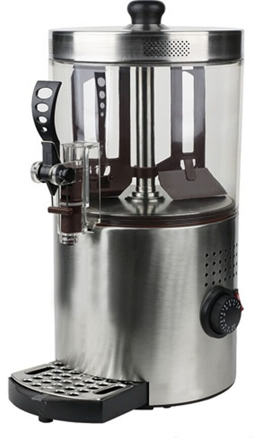 sipping chocolate machine