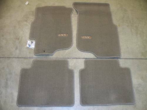 Genuine Oem 1996 2000 Honda Civic Tan Beige 4 Door Sedan