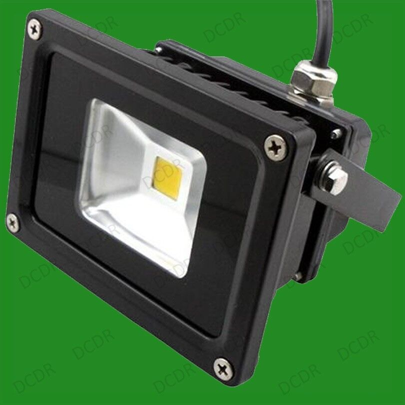 10W Security High Power LED Flood Light IP65 Waterproof Outdoor FloodLight L