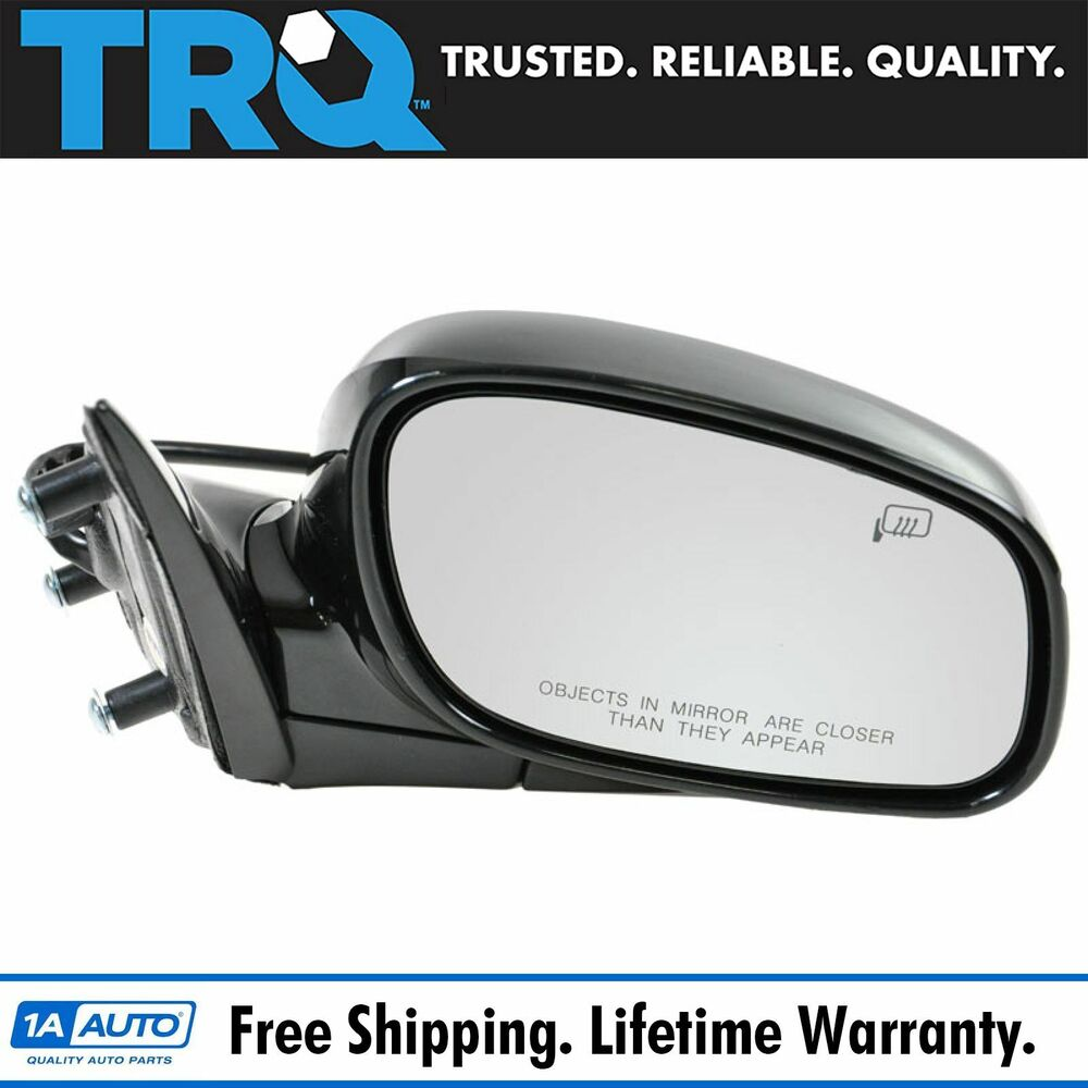 Power heated mirror right rh passenger side for town car for Power mirror motor repair