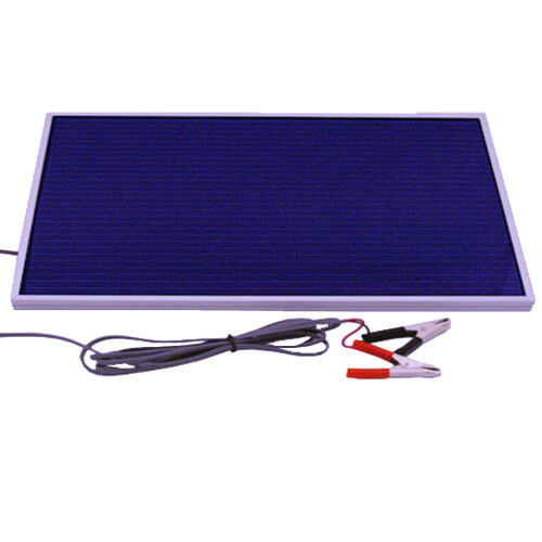 15W 15 Watt 18V Solar Panel RV Direct Battery Charger | eBay