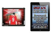 PERSONALISED ABERDEEN FC 2/3 HARD CASE