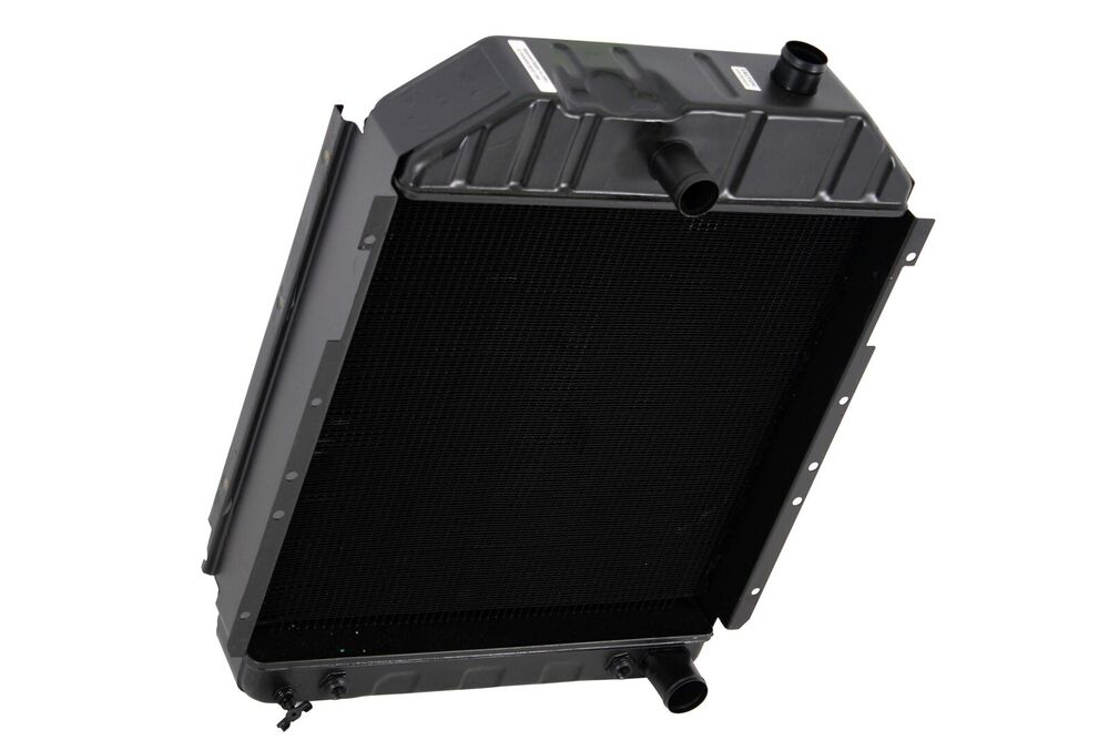 Tractor Fuel Cooler : Ford new holland tractor radiator fits