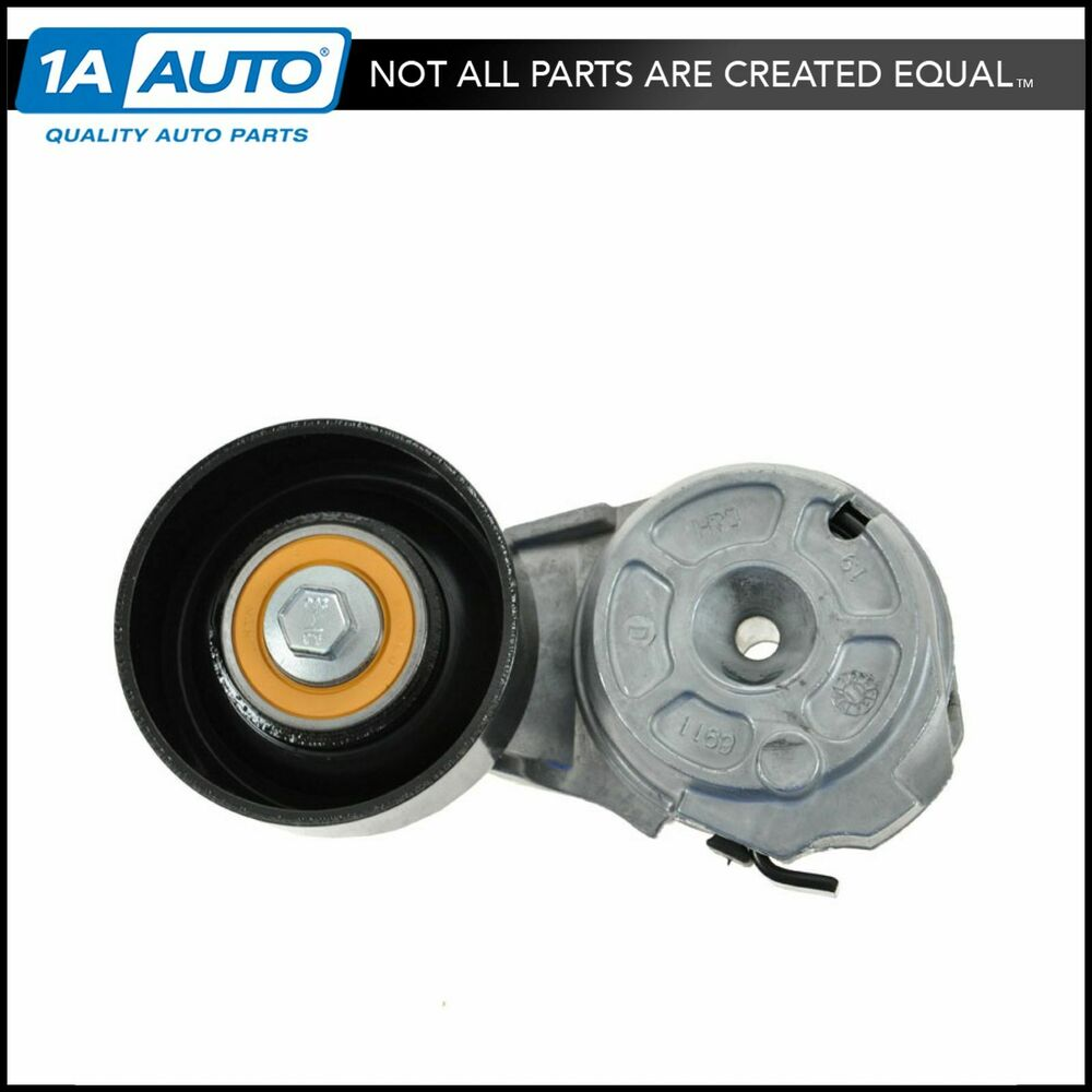 Service Manual How To Replace Tensioner Pulley 2004